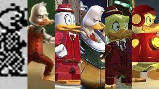 Howard the Duck Evolution - In Marvel Videogames (1986 - 2018)