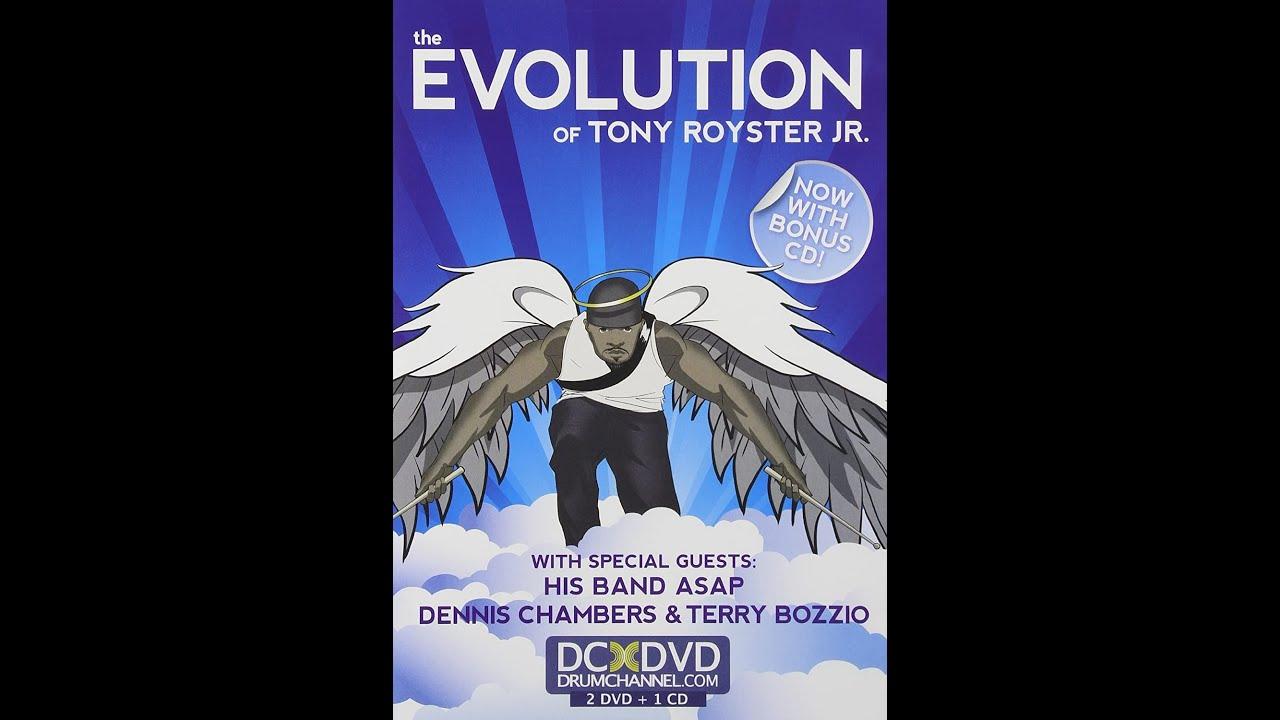 Download Tony Royster Jr  Evolution  Part.2