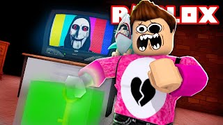ROBLOX SAW CAMPING 38 (Part 3) 🚫 WHAT YOU DON'T ENCOURAGE TO DO THIS