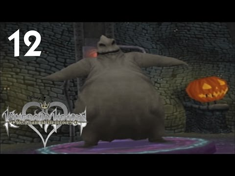 [Blind] Kingdom Hearts Re:Chain of Memories - Part 12: Oogie Boogie Booty!