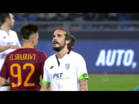 Roma - Cesena - 2-1 - Highlights - Tim Cup 2016/17