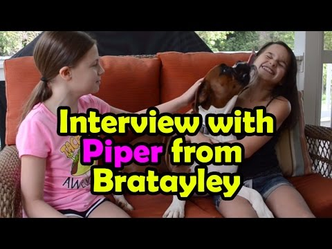 Piper Interview with Annie from Bratayley (acroanna) | by Bethany G