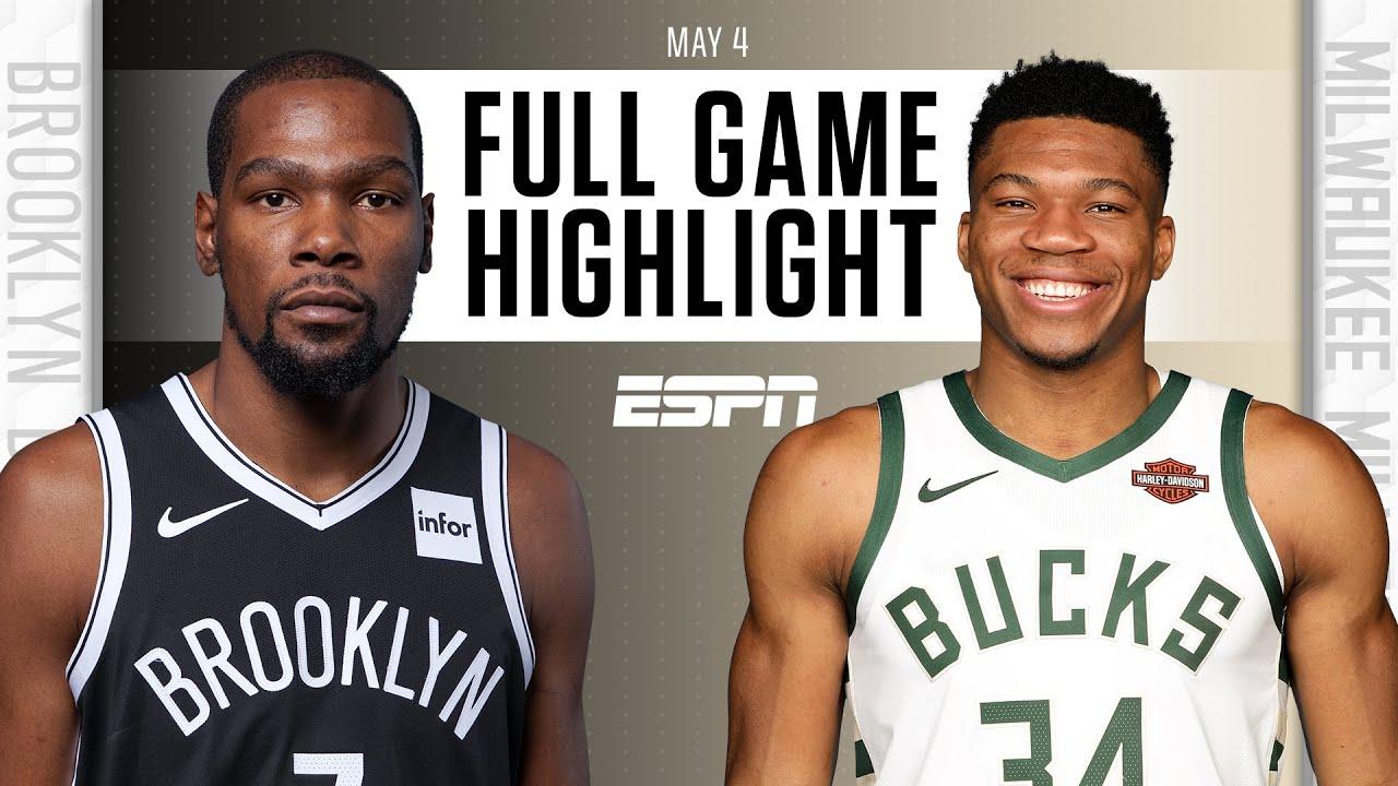 Bucks 124, Nets 118