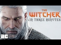The Witcher Storyline in 3 Minutes!  | Video Games In 3 @ArcadeCloud
