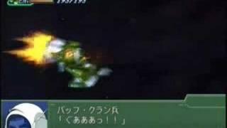 srw alpha 3 combat video eva01 f