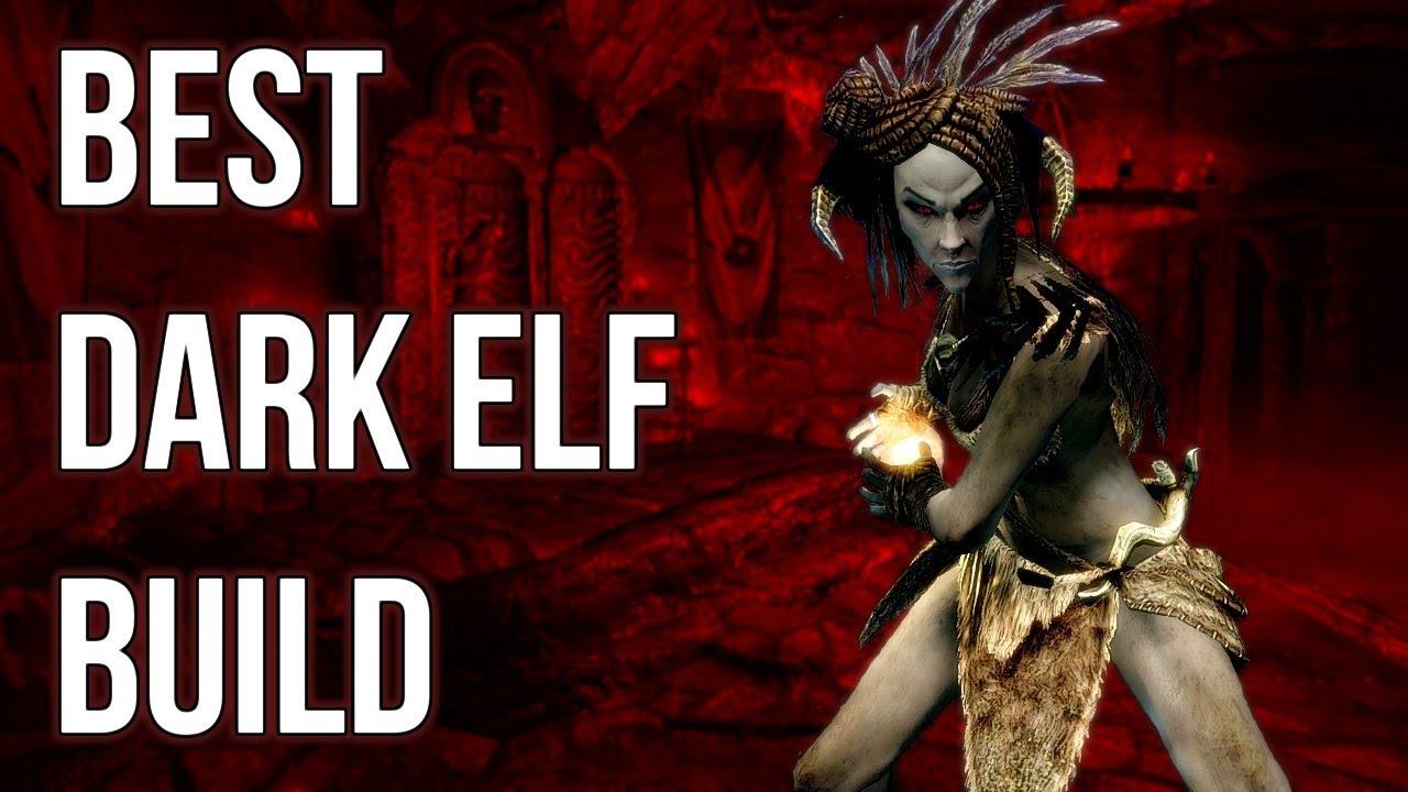 The Assassin – Best Dark Elf Build – Skyrim Builds