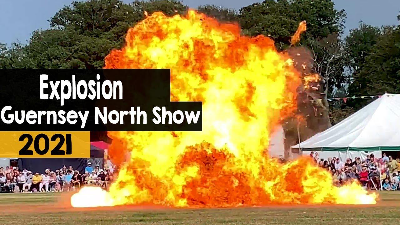 Stannage Stunt Show | Explosion