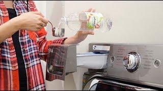 ★ 5 причин добавить уксус в стиральную машинку во время стирки. Вещи как новые. Проверено!(, 2018-03-01T05:00:01.000Z)