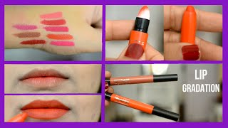 Maybelline LIP GRADATION review and How to apply! {Delhi fashion blogger}