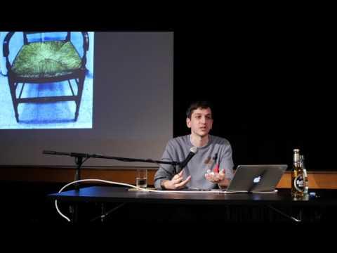 Aus- & Vortragen: Kasper Bosmans (in englischer Sprache), 15.2.2017