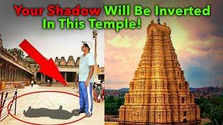 Secret footage of Inverted Golden Temple - Dark Chamber Miracle at Virupaksha, India?