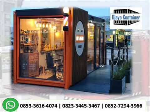082334453467 Cafe Container Di Bogor Office Rumah Hotel Kontainer