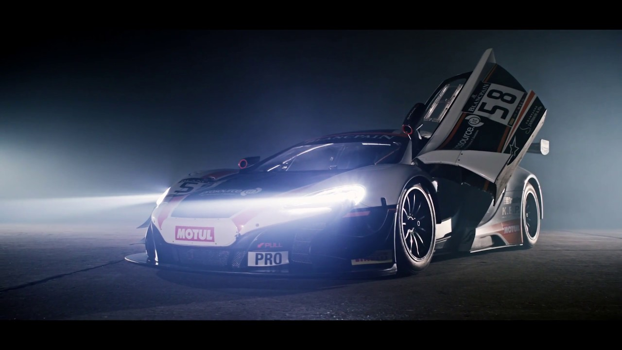 The most successful season to date : the McLaren 650S GT3