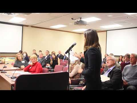 Colorado Oil and Gas Commission Public Comment Meeting