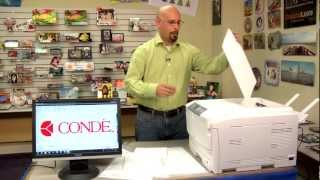 Overview of Neenah Laser 1 Opaque Transfer Paper -