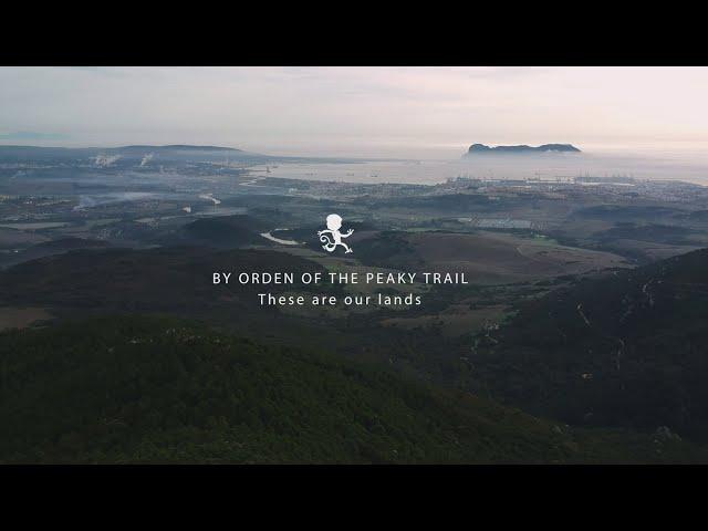 PEAKY TRAIL EN SIERRA DE LA PALMA