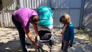 Обзор детской коляски Roan Bass после 9 месяцев эксплуатации. Впечатления и рекомендации