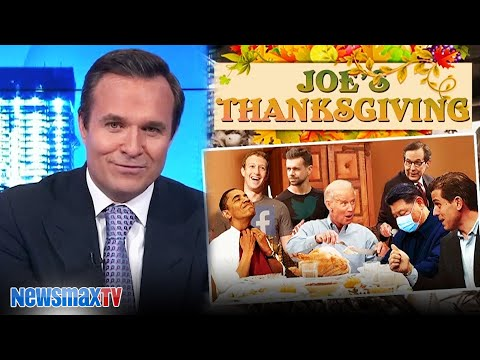 Joe Biden's Thanksgiving table! | Greg Kelly