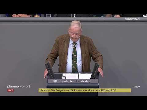 Generaldebatte: Rede von Alexander Gauland am 11.09.19