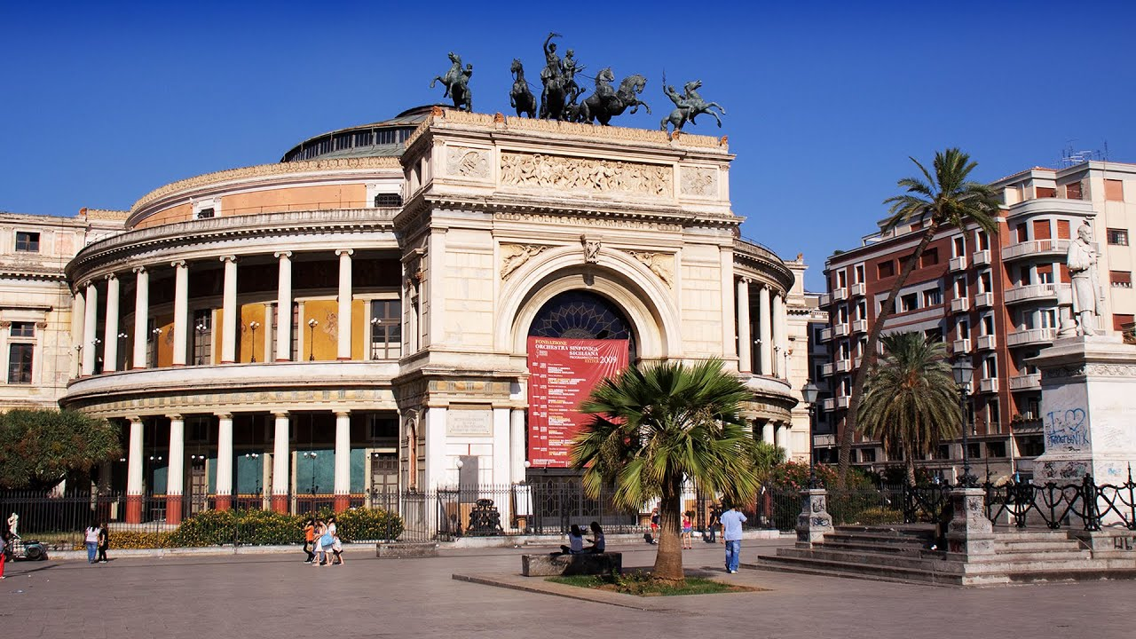Palermo Italy  city images : Palermo Italy YouTube