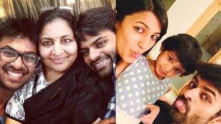 Sai Dharam Tej Family Photos