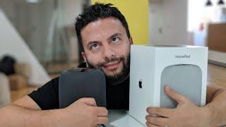Apple HomePod Türkiye'de! - HomePod kutusundan çıkıyor!
