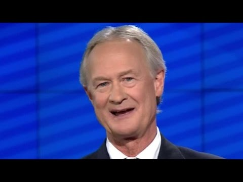 (Democratic Debate) Lincoln Chafee: I have had no scandals