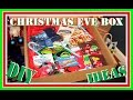 DIY- Christmas Eve Box - My Son Loves Getting This Every Year on Christmas Eve