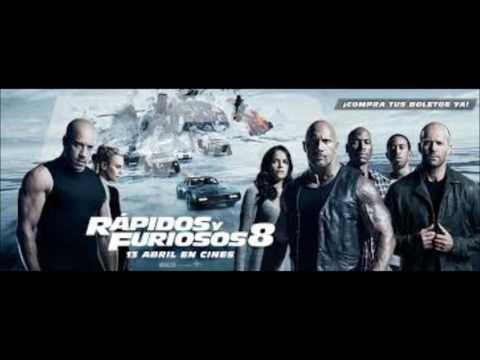 RÁPIDOS Y FURIOSOS 8 💊( Calvin Harris - C.U.B.A.) 2017 Fast & Furious 8 -EXITO