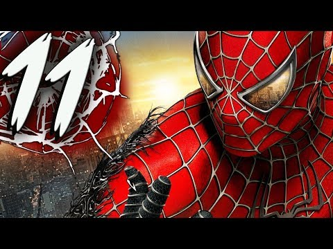 SPIDER MAN 3 Part 11 J.J Stop The Presses (SPIDERMAN 3 PS3)