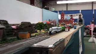 Thomas , Spencer , Henry , Toby , Emily  HO DCC