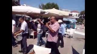 ΑΙΤΩΛΙΚΟ 15 Αυγούστου 2015,   της Παναγίας,   Τα νταούλια στα προεόρτια του πανηγυριού