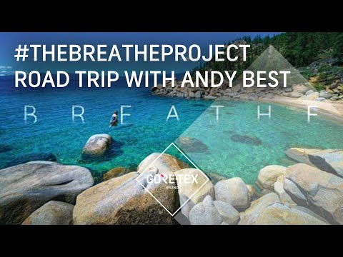 #thebreatheproject: Andy Best and the Never-Ending Road Trip