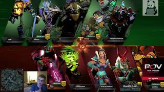 Grant Roster leak  Dota 2 Clip Update WTF and Funny Moment Part #3