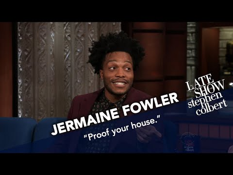 Jermaine Fowler, New Father, Cried During 'Taken'