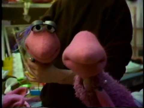 Behind the Scenes: Mokey in the shop - Fraggle Rock - The Jim Henson Company