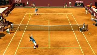 Virtua Tennis 3: Xbox Live Ranked Match 6/13/2012