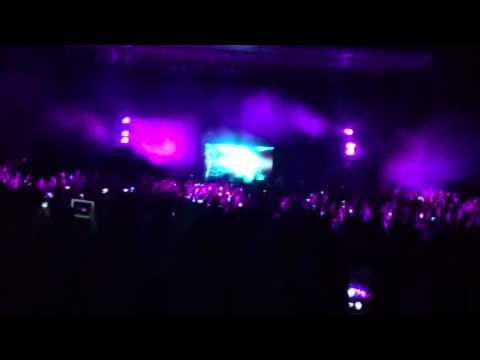 Zedd live at Meadow brook music festival