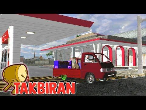 MOD TAKBIRAN KEREN..!! GTA SA ANDROID - Spesial Ramadhan
