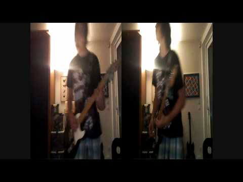 RadioHead - Creep (Guitar Cover) [HD] with tabs