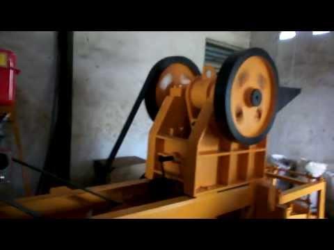 Stone Crusher Mobile Kapasitas 5 m3/jam