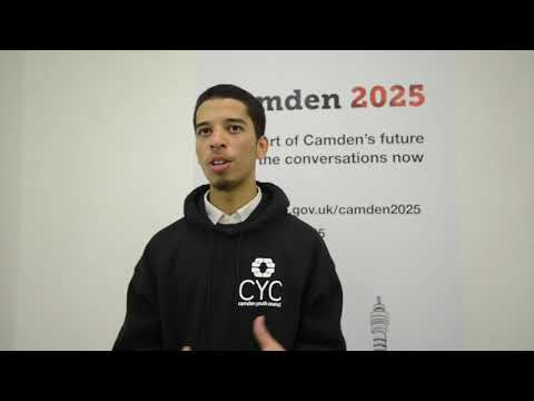 Camden 2025: Shout Out event