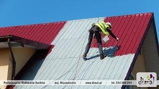 Malowanie Dachu woj. Mazowieckie