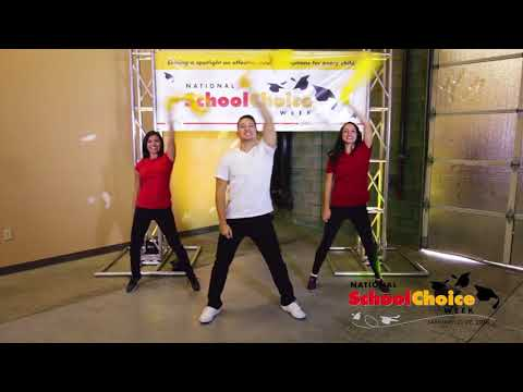 The Official 2018 National School Choice Week Dance