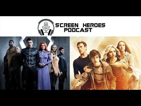 Screen Heroes 88: The Gifted & Inhumans Premieres
