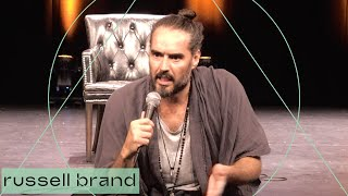 Why I'm Angry. | Russell Brand