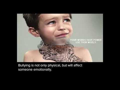Photo Essay Bullying