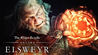 The Elder Scrolls Online: Elsweyr – Official Cinematic Trailer | The Game Awards 2019