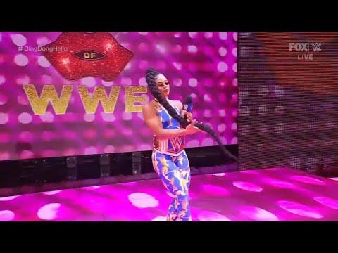 Download Bianca Belair Entrance As Smackdown Women's Champion - Smackdown: June 11, 2021