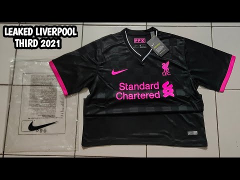 Leaked Jersey Liverpool Third 2021 Leakedjerseyliverpool3rd2021 Jerseyliverpool2021 Youtube